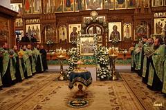 60. The solemn All-Night Vigil / Праздничное вечернее богослужение