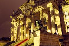The Lion (Boijin) Tags: berlin night germany licht illumination illuminated festivaloflights  2015  beleuchtet