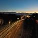 Highway light lines II