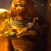 Golden sarcophagus for child