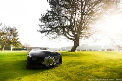BMW 328 Hommage Concept - Zoute Grand Prix 2015 (Rmy | www.chtiphotocar.com) Tags: car golf photo nikon anniversary sigma grand 328 celebration prix event german knokke bmw concept hommage 75 concours supercar sportscar lightroom heist 2015 carbone delegance zoute