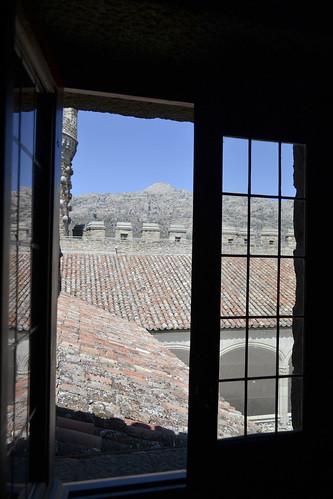 Vistas desde el Castillo de los Mendoza II