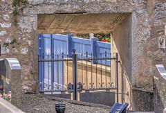 Rodemack-JVA_0922_3_4_5_6_tonemapped (mrjean.eu) Tags: village maisons facades pierres fer ancien remparts cimetire portes vieilles rodemack forg stelles