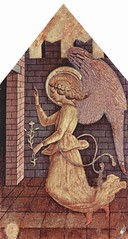 crivelli_annunciation_angel_gabriel_1468 (Art Gallery ErgsArt) Tags: museum painting studio poster artwork gallery artgallery fineart paintings galleries virtual artists artmuseum oilpaintings pictureoftheday masterpiece artworks arthistory artexhibition oiloncanvas famousart canvaspainting galleryofart famousartists artmovement virtualgallery paintingsanddrawings bestoftheday artworkspaintings popularpainters paintingsofpaintings aboutpaintings famouspaintingartists