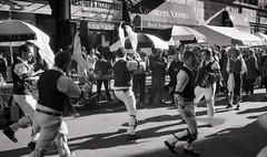 Orchard Street (neilsonabeel) Tags: nyc film rangefinder analogue ilford yashica yashicaelectro35 ilfordhp5plus yashicaelectro35cc