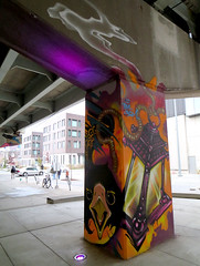 Flying Beneath the Underpass