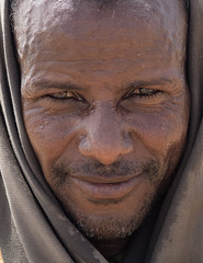 Danakil Salt miner. (S J Ward Photography) Tags: africa portrait four place earth extreme sigma olympus micro heat 60mm ethiopia f28 hottest thirds m43 em5