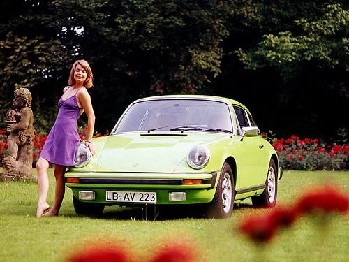 Porsche 911 S 2.7 (911) 1973 год
