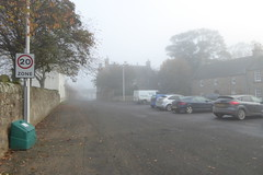 Kingsbarns in the mist (Bods) Tags: holiday scotland fife walk fifecoastalpath kingsbarns standrews2015 standrews2015day2 kingsbarnstostandrewswalk