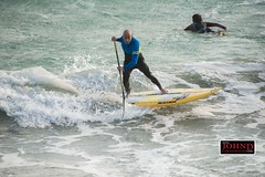 SUPing @ Oceanis Beach, Vouliagmeni (Aster-oid) Tags: sea waves surfer super surfing athens greece sup vouliagmeni oceanisbeach