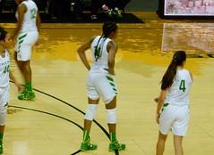 UO Women's basketball (LarrynJill) Tags: game basketball ball athletics or ducks eugene uo universityoforegon