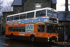 G M Buses 3218 (C218 CBU) (SelmerOrSelnec) Tags: bus leyland gmt olympian rawtenstall gmbuses northerncounties c218cbu whitworthvalleyway