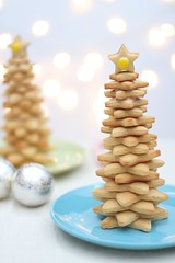 Galletitas navideñas. (Vainillixima) Tags: food cookies bokeh christmas