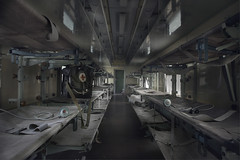 The Hospital train (andre govia.) Tags: abandoned andregovia asylum decay decayed derelict down decaying hospital horror haunted hospitals train redcrosshospital war wow