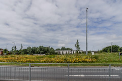 The large roundabout sy Bridge Road (hilofoz) Tags: litherland merseyside england uk