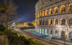 Back to the Future (aurlien.leroch) Tags: backtothefuture nikon d7100 cityscape longexposure rome roma italie italia europe colisée colosseo