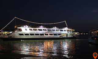 Goa Night Tour  with Boat cruise