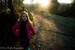 Winter Light-7 (broadswordcallingdannyboy) Tags: light twilight dusk mood sun magichour longlight sunset winterlight sparkle countryside winter frost eos7d 1740mm wideangle lightfantastic shadows lightandshadows surrey nationaltrust devilspunchbowl surreylandscape