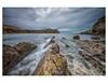 Exploring. (Emily_Endean_Photography) Tags: jur jurassiccoast rocks coast beach dorset lulworth cove coastline seascape sea nikon lee leefilters