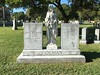 Colman Family Woodlawn Park North Cemetery Miami (Phillip Pessar) Tags: woodlawn park north cemetery miamigrave marker tomb