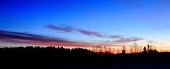 The Sun rise_2017_01_20_0013m1 (FarmerJohnn) Tags: sun rise sunrise kuu moon jupiter auringonnousu taivas sky morning aamutaivas taivaanranta pilvet clouds colors colorfull värikäs taivi winter january tammikuu suomi finland laukaa valkola anttospohja canon7d canonef163528liiusm canon 7d juhanianttonen