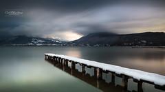 \ (cedric.chiodini) Tags: le longexposure poselongue paysage landscape lake lac annecy montagnes eau water canon
