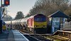 DBC Class 60 no 60100 passes the very soon to be demolished wonky Signalbox at Fiskerton with 6E54 to Humber on 20-01-2017 (kevaruka) Tags: fiskerton fiskertoncrossingbox signalbox historic history trains train transport trainstation england nottinghamshire winter 2017 january sun sunshine sunny sunnyday colour colours flickr thephotographyblog ilobsterit frontpage kevinfrost telephoto telephototrains uwa ultrawideangle canon canoneos5dmk3 canon5dmk3 canon70200f28ismk2 canonef1635f28mk2 5d3 5diii 5d 5dmk3 60100 red dbschenker dbc 6e54 blue green locomotive composition track railfreight railway