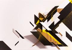 The Creation of Adam (Dimitris Florakis) Tags: graffiti streetart modernism abstract neoplasticism collage contemporary spray sprayart deconstruction