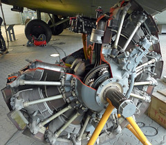 Junkers Ju 52 Engine