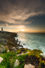 The Spot (pauloremédios) Tags: canon 5d mkiii 1635 f28 filters leefilters lowepro welovelowepro giottos manfrotto benro tripod portugal cascais pnsc sunrise water light clouds green vertical shot