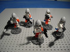 Sturmowcy (Śląski Hutas) Tags: lego bricks minifig figures soldiers military polska poland scifi futuristic