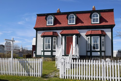 Jubliee House Bed and Breakfast, Bonavista, Newfoundland