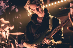 Tim8 (Yesidster) Tags: canon concert live picture photography guitar rock performance bass lights crowd band polyphia shred contrast portrait adobe lightroom miami florida photoshop strobe