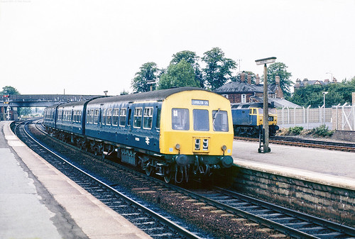 Class 101 Banbury August 1976