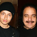 Joshie with Ron Jeremy