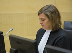 Ntaganda trial opens at International Criminal Court (ICC-CPI) Tags: boscontaganda sarahpellet