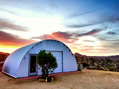 Steel Quonset Garage