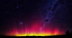 Mother Nature's Crown (JJM Photography (name change)) Tags: night stars australia victoria astro aurora auroraaustralis