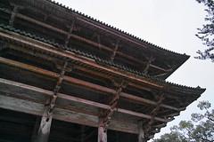 Todaiji Temple (Lillakanarie) Tags: japan nara religiousicongrpbuddhist sigmadp1merrill