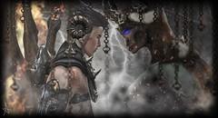 My inner Demon (_Adra_ * Taking Clients*) Tags: reflection dark dragon medieval story fantasy mind demon combat mental roleplay cadairbraeden cirraliel adramelach