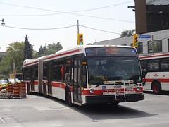 Toronto Transit Commission 9028 on 7 Bathurst (Orion V) Tags: ttc