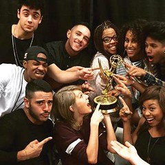 Photo (plaincut) Tags: music an her emmy article taylor swift squad ew adds statuette officially plaincut