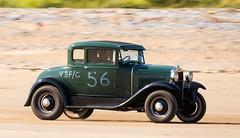 Pendine sands hot rod event (technodean2000) Tags: auto uk hot classic beach car sport wales nikon outdoor racing retro event rod sands pendine lightroom d610 worldcars