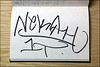 Nekah (Alex Ellison) Tags: graffiti brighton boobs tag graff blackbook neka 1t nekah neks