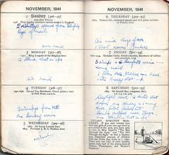 Week 45 2nd - 8th November 1941 (richardmlevett) Tags: hurricane jerry malta b17 naples sicily blenheim convoy beaufort 1941 raf wimpy iti sliema valletta valetta airraid whitley luqa hmsnaiad wardiary takali siegeofmalta