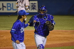 DSC_0973 (Yu_take) Tags: 横浜denaベイスターズ 高城俊人 三嶋一輝