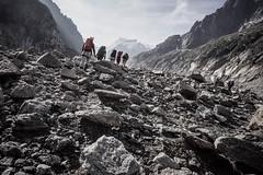 Mer de glace (Edouard Durieux) Tags: ice sport montagne mountaineering chamonix moutain merdeglace