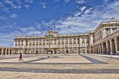 Palacio Real de Madrid.- (ancama_99(toni)) Tags: madrid espaa architecture spain arquitectura nikon palais palacioreal 18105 10favs 10faves 25favs 25faves d7000