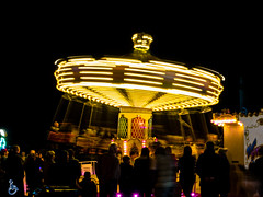 Fairground Ride.jpg (View From The Chair Photography) Tags: lights swing nighttime fairgroundlights