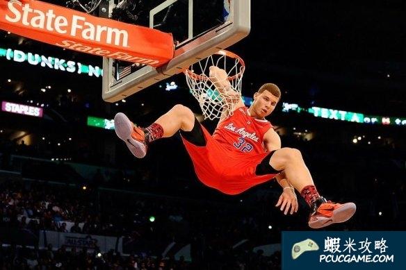 NBA 2K16 全球員招牌技能 特殊技